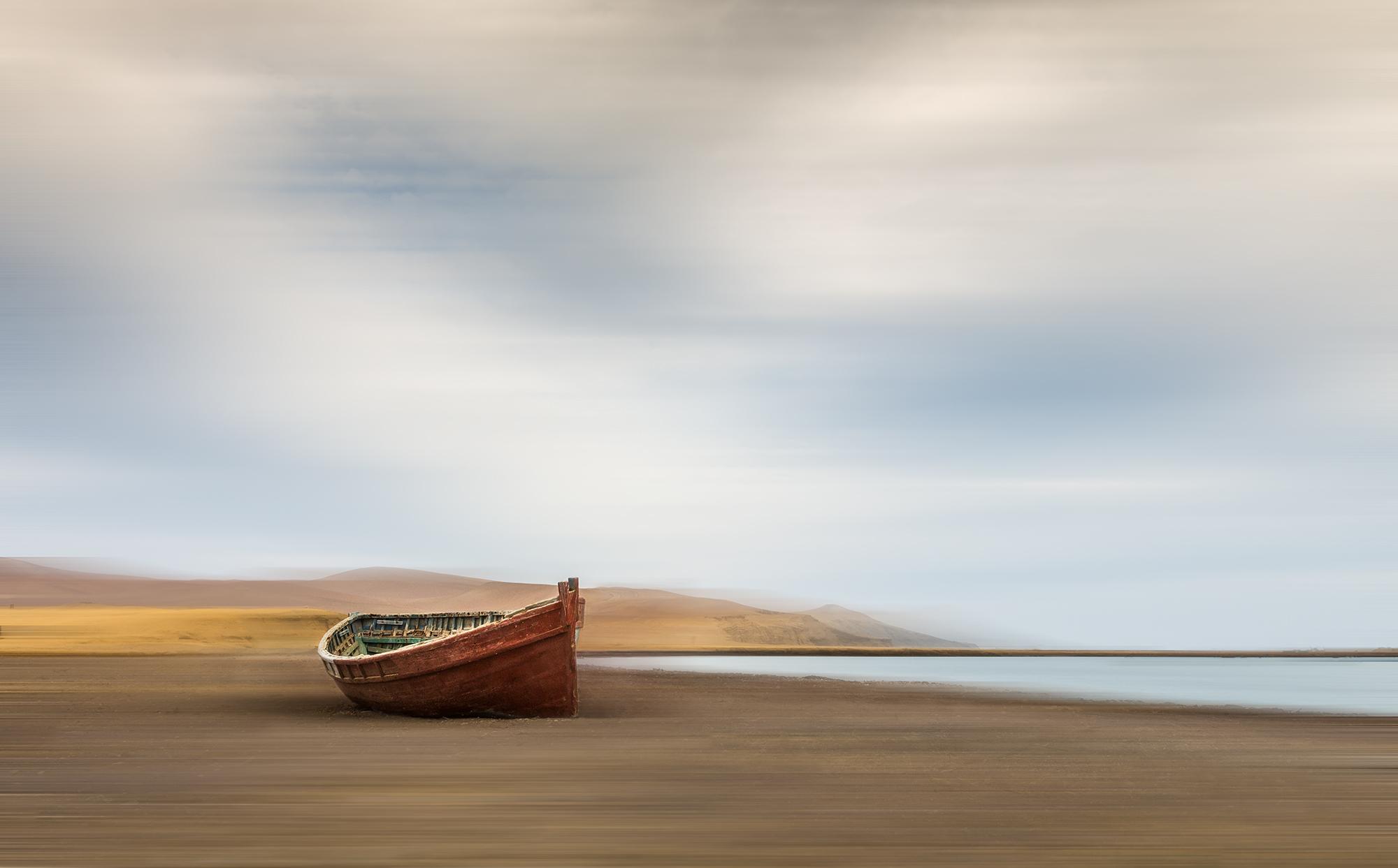 Carlos Gulisano - Abstracto de Paracas