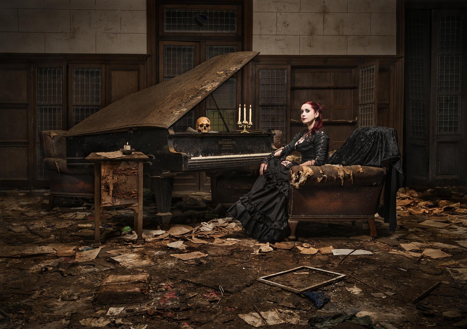 Dama Gótica