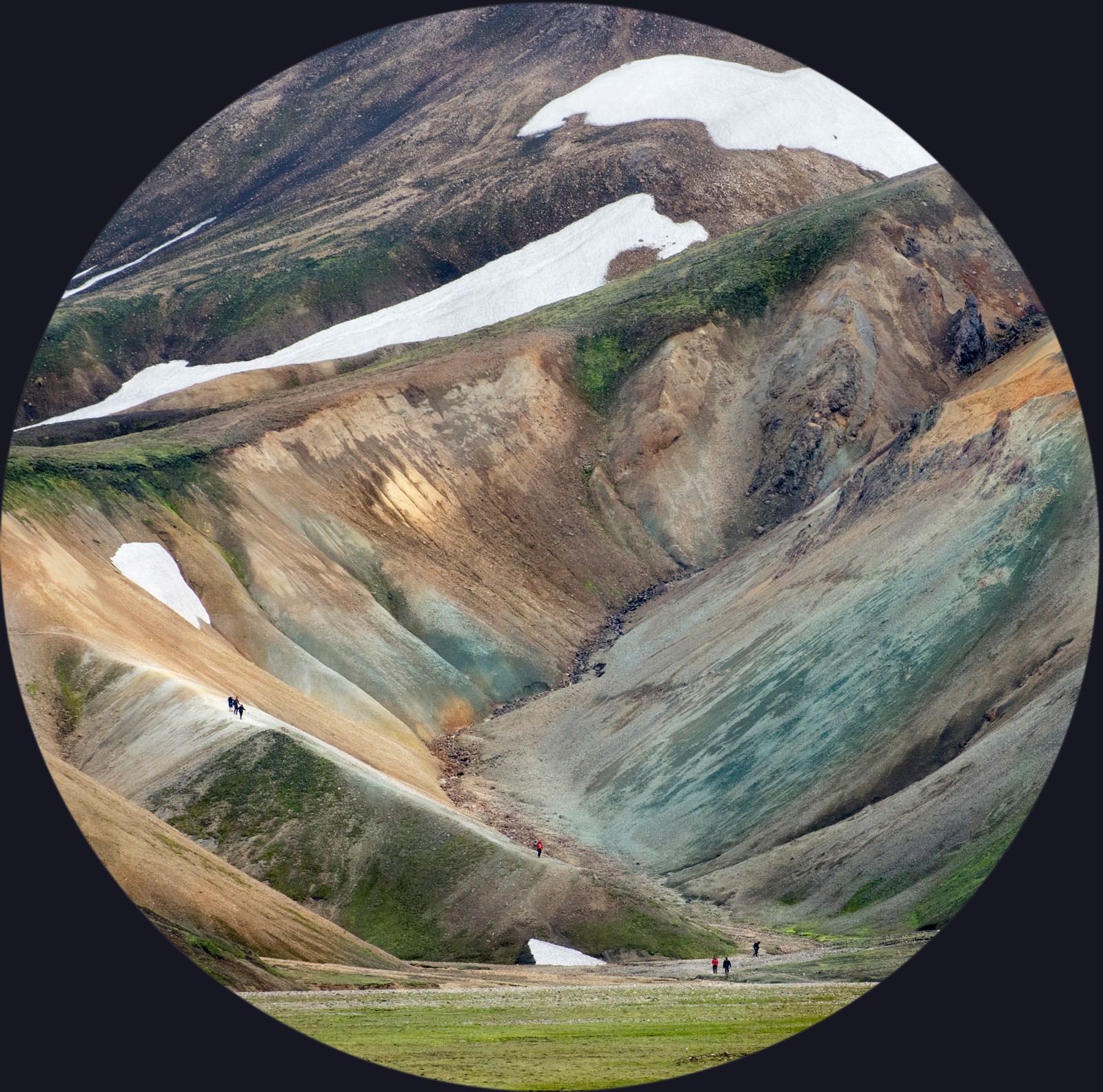 Recuerdos de Islandia I