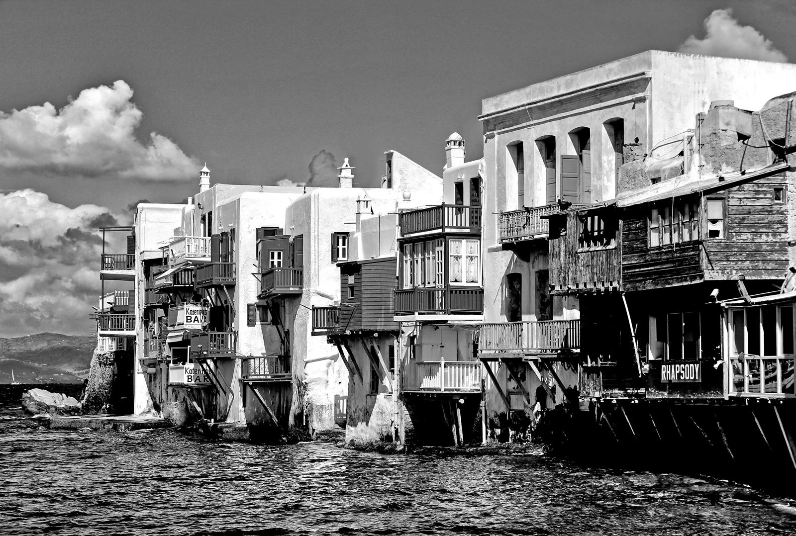La Venecia de Myconos
