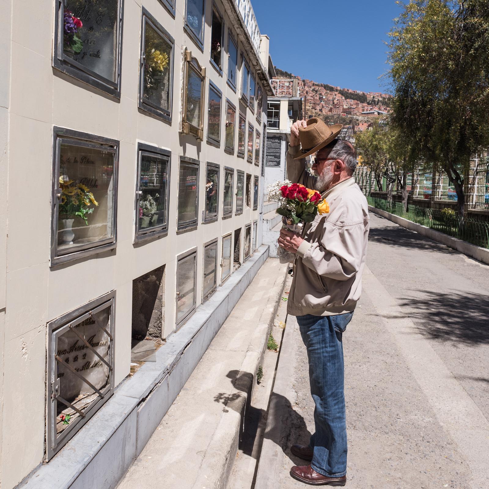 Cementerio La Paz