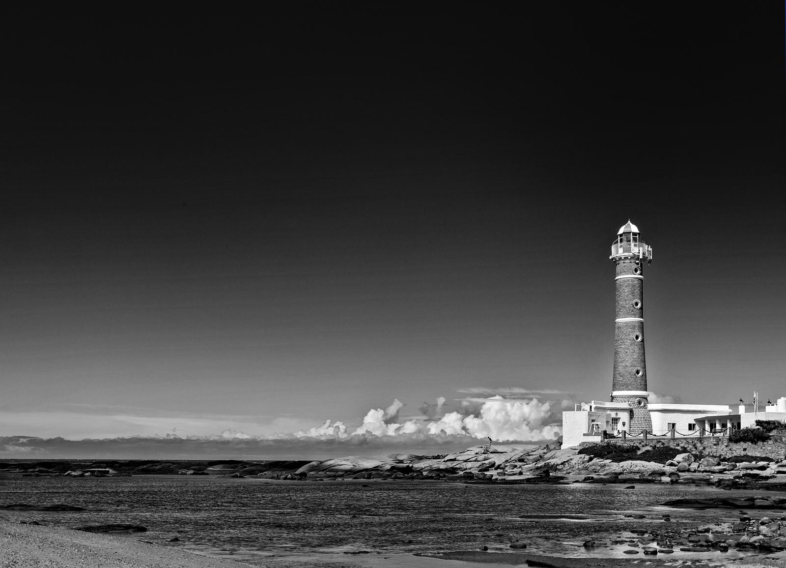 Quietud en el Faro