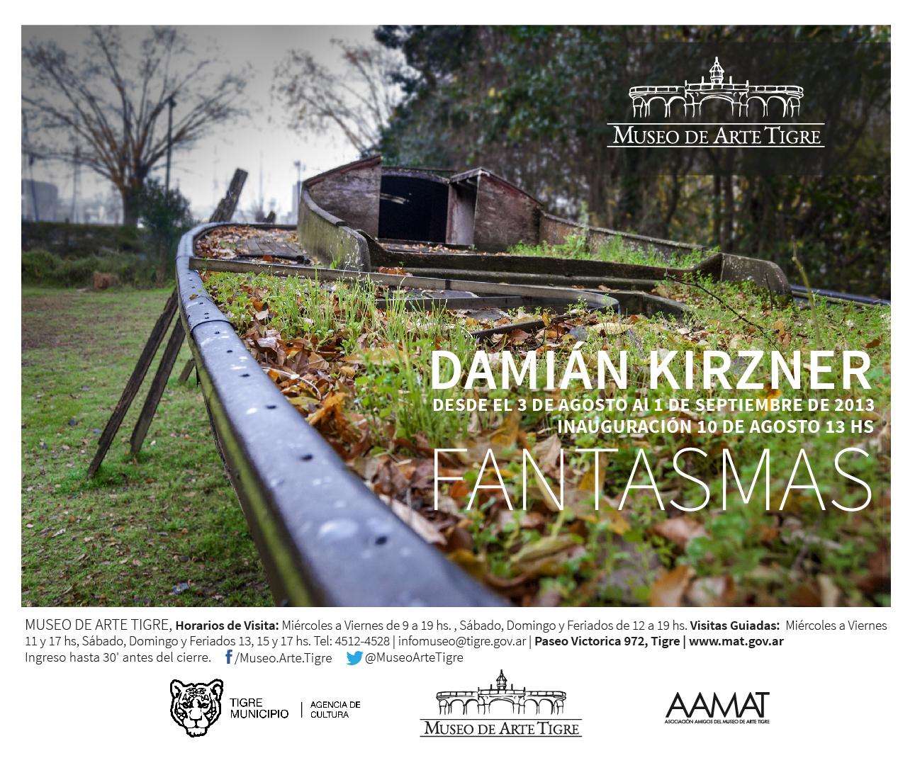 Muestra Fotográfica de Damian Kirzner