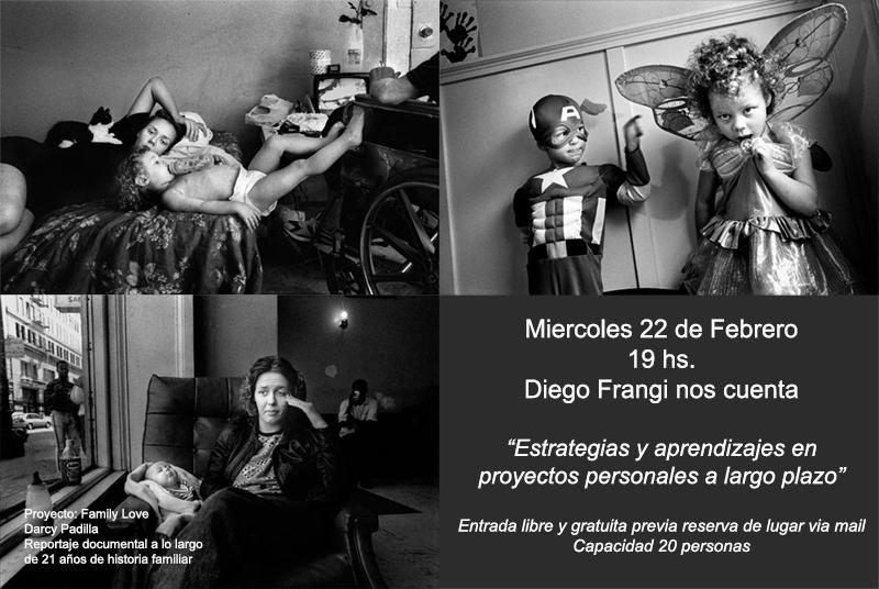 Diego Frangi nos cuenta…