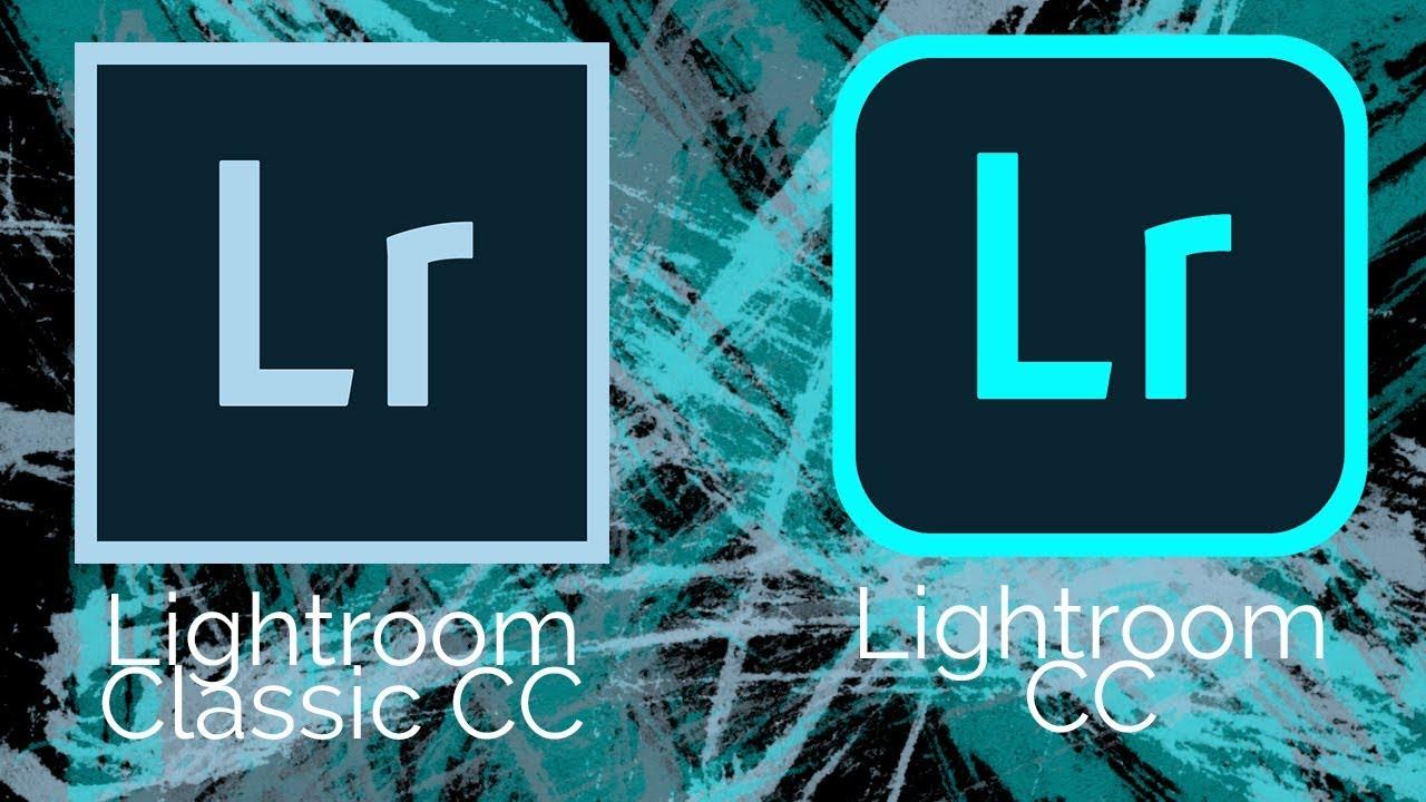 Novedades de Lightroom Classic CC