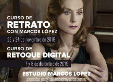 Workshop de retrato – Marcos Lopez