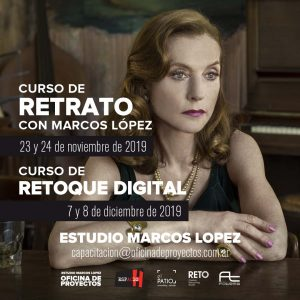 Workshop de retrato – Marcos Lopez